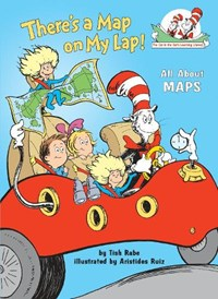 There's a Map On My Lap! | Tish Rabe |