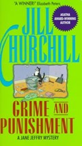 Grime and Punishment | Jill Churchill |