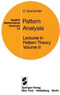 Lectures in Pattern Theory | Ulf Grenander |