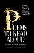 Poems to Read Aloud   auteur onbekend  