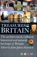Treasures of Britain   auteur onbekend  