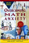Overcoming Math Anxiety   Sheila Tobias  