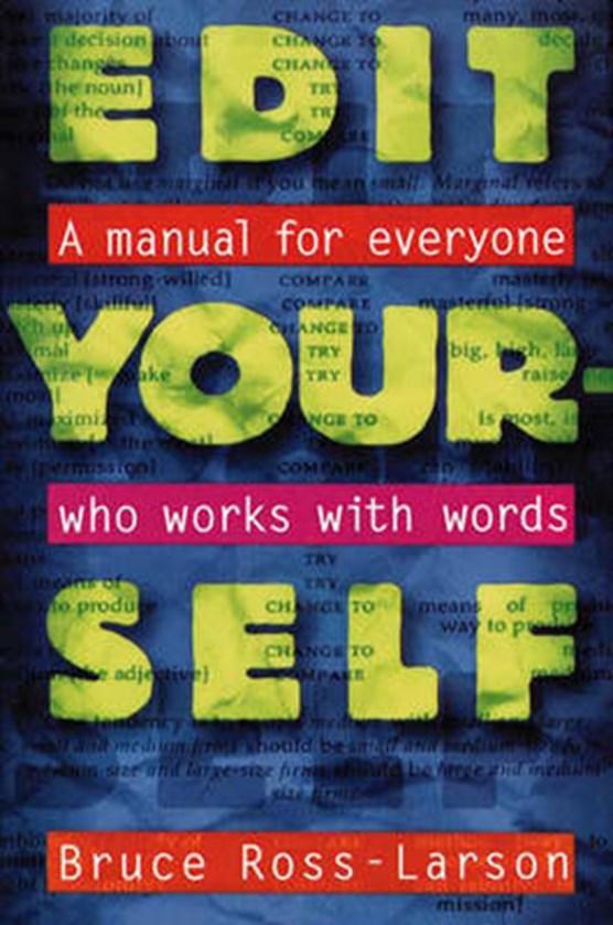 Edit Yourself