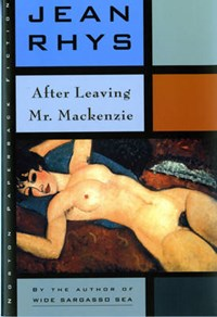 After Leaving Mr. Mackenzie | Jean Rhys |