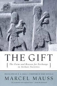 The Gift   Marcel Mauss  