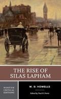 The Rise of Silas Lapham   William Dean Howells  