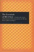 The Essentials of MLA Style   Joseph F. Trimmer  