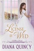 A License to Wed   Diana Quincy  