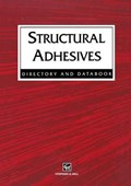 Structural Adhesives   R.J. Hussey ; Josephine Wilson  