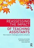 Reassessing the Impact of Teaching Assistants   Montgomery Van Wart  