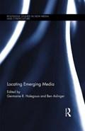 Locating Emerging Media   Halegoua, Germaine R. (university of Kansas, Usa) ; Aslinger, Ben (bentley University, Usa)  
