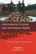 International Criminal Law & Human Rights | Claire De Than |