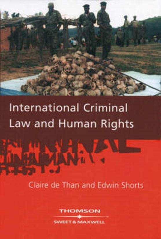 International Criminal Law & Human Rights