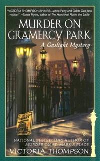 Murder on Gramercy Park   Victoria Thompson  
