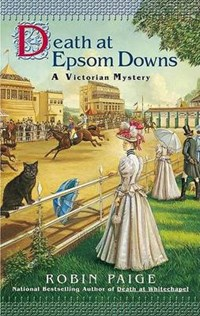 Death at Epsom Downs | Robin Paige |