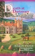 Death at Dartmoor   Robin Paige  