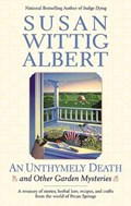 An Unthymely Death | Susan Wittig Albert |