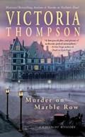 Murder on Marble Row | Victoria Thompson |