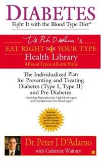 Diabetes   Peter J. D'adamo  