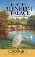 Death at Blenheim Palace | Robin Paige |
