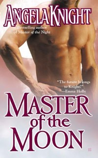 Master Of The Moon | Angela Knight |