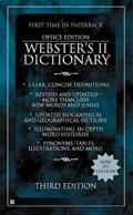 Webster's II Dictionary | auteur onbekend |