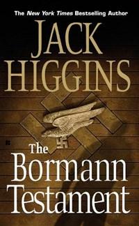 The Bormann Testament | Jack Higgins |
