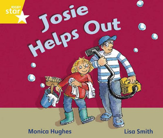 Rigby Star Guided Phonic Opportunity Readers Yellow: Josie Helps Out