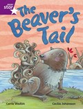 Rigby Star Independent Purple Reader 1 The Beaver's Tail   auteur onbekend  
