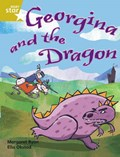 Rigby Star Independent Gold Reader 1 Georgina and the Dragon   Margaret Ryan  