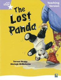 Rigby Star Guided Reading Lilac Level: The Lost Panda Teaching Version | auteur onbekend |