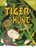 Rigby Star Guided Reading Gold Level: Tiger Hunt Teaching Version | auteur onbekend |