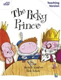 Rigby Star Guided White Level: The Picky Prince Teaching Version | auteur onbekend |