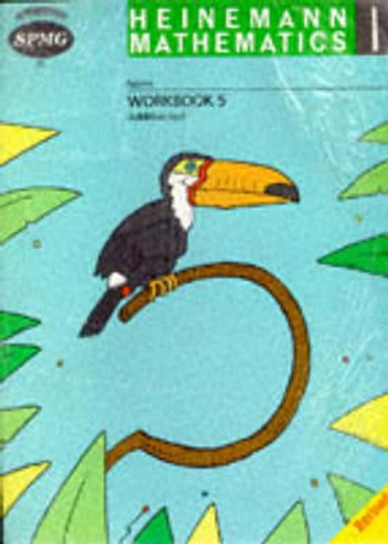 Heinemann Maths 1 Workbook 5 8 Pack