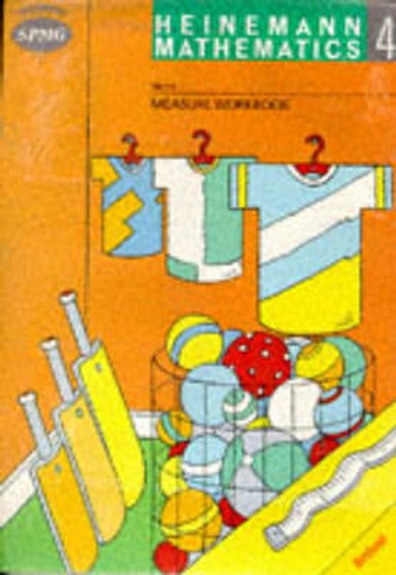 Heinemann Maths 4 Measure Workbook 8 Pack