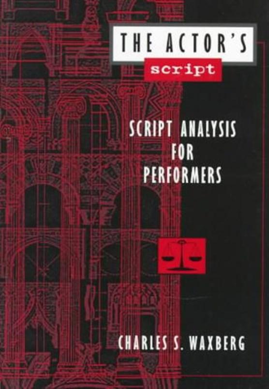 The Actor's Script