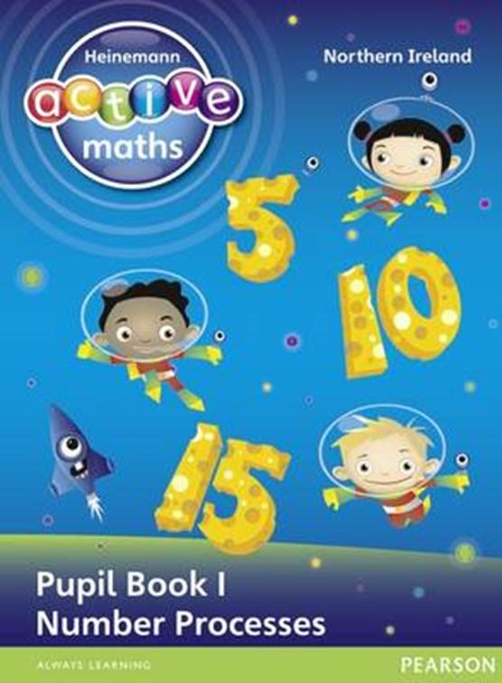 Heinemann Active Maths NI KS1 Exploring Number Pupil Book 16 Class Set