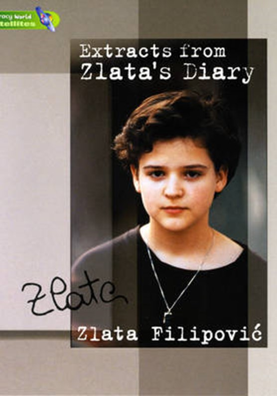 Literacy World Satellites Non Fic Stage 3 Extracts from Zlata's Diary