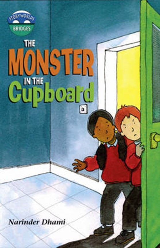 Storyworlds Bridges Stage 10 Monster in the Cupboard (single)