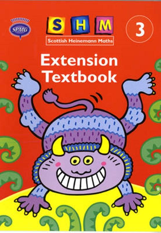 Scottish Heinemann Maths 3: Extension Textbook