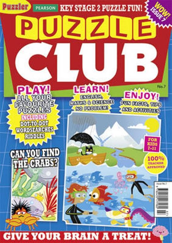 Puzzle Club issue 7