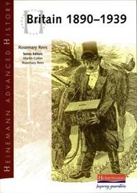 Heinemann Advanced History: Britain 1890-1939   auteur onbekend  