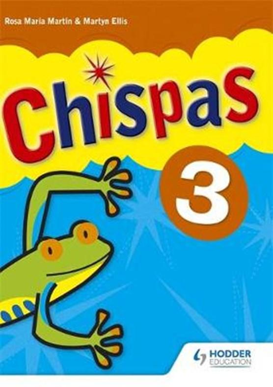 Chispas: Pupil Book Level 3