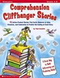 Comprehension Cliffhanger Stories | Tom Conklin |