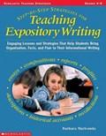 Step-by-step Strategies for Teaching Expository Writing, Grades 4-6   Barbara Mariconda  
