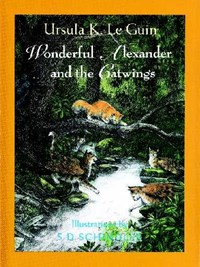 Wonderful Alexander and the Catwings | Ursula K. Le Guin |