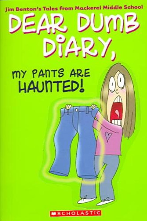 My Pants Are Haunted!