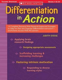 Differentiation in Action   Judith Dodge  