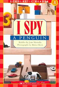 I Spy a Penguin | Jean Marzollo |
