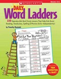 Daily Word Ladders Grades 4-6 | Timothy V. Rasinski |